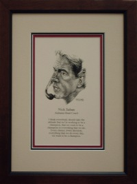 """Saban and Quote"" - $49.95"