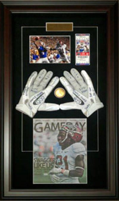 Dre Kirkpatrick Gloves