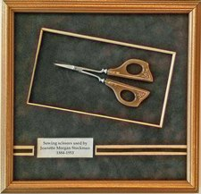 Grandmother's Sewing Scissors