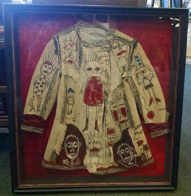 Folk Art Jacket