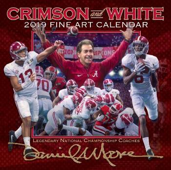2019 Daniel Moore Calendar