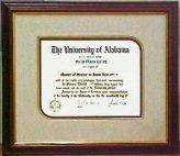 Diploma Framing 1