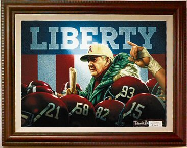 """Liberty"" Canvas Editon"